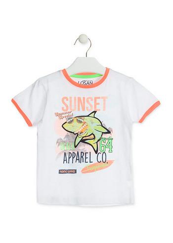 Лятна тениска за момче Losan