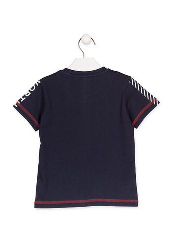 Тениска с къс ръкав за момче Losan