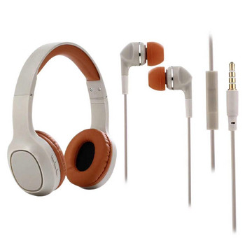 Безжични Bluetоoth слушалки SY-BT1605  със слот за MP3 карта + слушалки тапи