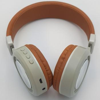 Bluetooth слушалки модел SY-BT1614  със слот за  TF/SD карта