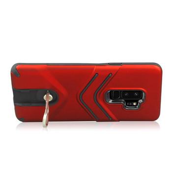 Удароустойчив и прахоустойчив кейс за Samsung  S8  в червен цвят