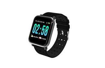 Смарт часовник в черен цвят модел A6