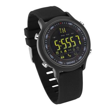 Смарт часовник в черен цвят - модел EX18-GLUE