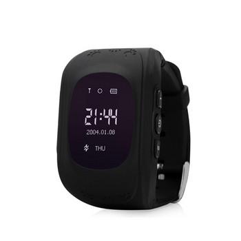 Детски смарт часовник в черен цвят модел Q50