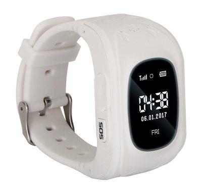 Детски смарт часовник в бял цвят модел Q50