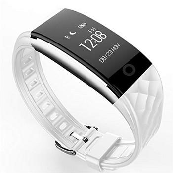 Водоустойчив смарт часовник модел S2 - бял цвят