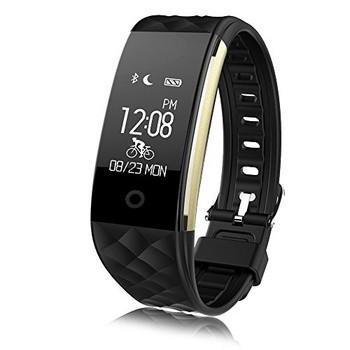Водоустойчив смарт часовник модел S2 - черен цвят