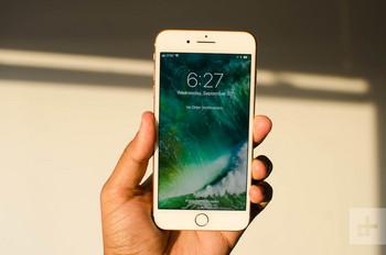 Стъклен протектор за Iphone 8