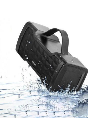 Преносима bluetooth колонка M91 с AUX и USB порт и слот за TF/SD card - черен цвят