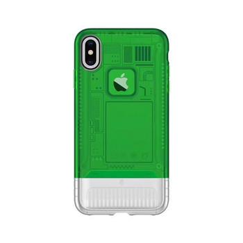 Силиконов калъф за Samsung S9 plus - зелен цвят