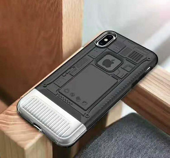 Силиконов калъф за Samsung S9 plus - черен цвят