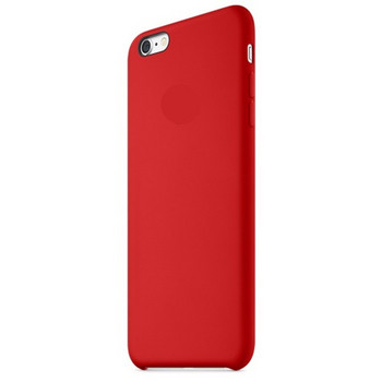 Червен калъф за iPhone XS Max