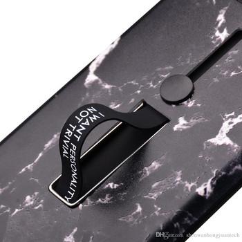 Калъф с мраморен ефект за Samsung Note 9