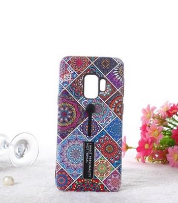 Цветен силиконов калъф за Samsung S8 plus