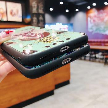 Силиконов калъф за Samsung S8 Plus с апликация елен
