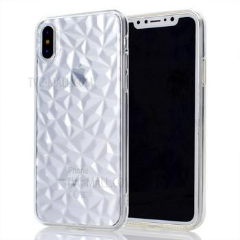 Силиконов калъф за  iPhone X и iPhone XS