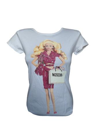 Дамска тениска Barby White
