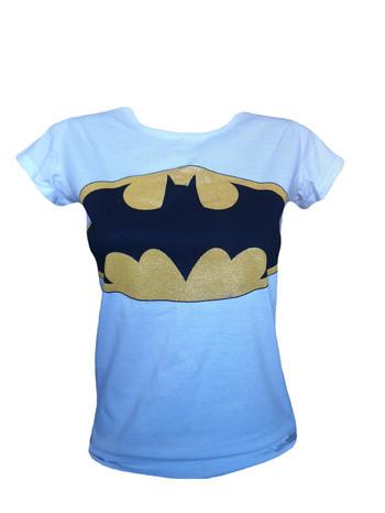 Дамска тениска Batgirl