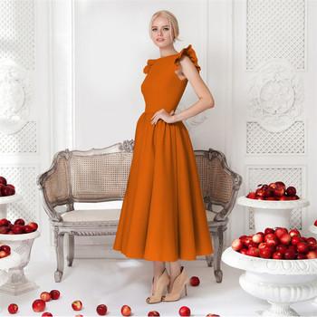 Дамска дълга  рокля в няколко цвята