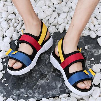 Нов модел мъжки сандали в три цвята