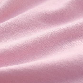 Детски ежедневен панталон в розов цвят-за момичета