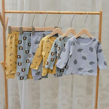 Нов модел детска пижама за момчета и момичета в няколко цвята
