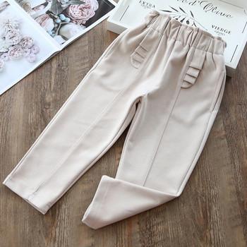 Модерен детски панталон за момичета - няколко цвята