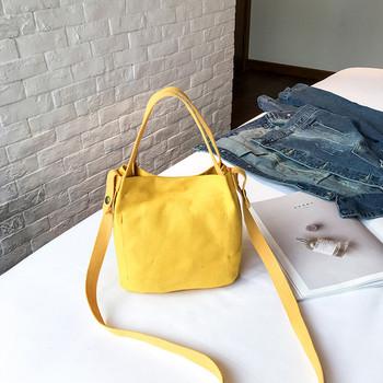 Ежедневна детска чанта с апликация в няколко цвята