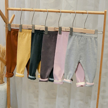 Детски актуален клин за момичета в няколко цвята