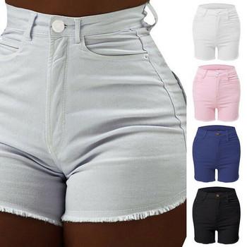 Дамски ежедневни къси панталони в няколко цвята
