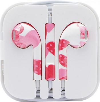 Актуални аудио слушалки тип Earpods