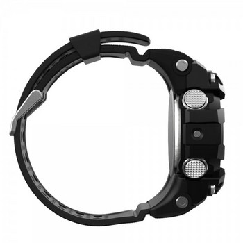 Водоустойчив смарт часовник модел D-watch  в черен цвят