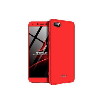 Защитен калъф тип протектор за Xiaomi Redmi 6A, Червен