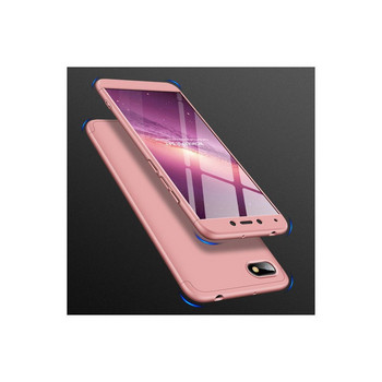 Защитен калъф тип протектор за Xiaomi Redmi 6A, Розов