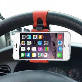 Многофункционална стойка за телефон или GPS  за устройства с размери до 76мм / 4.8 инча