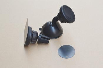Магнитна Стойка за Телефон със завъртане 360° - черна