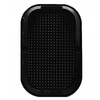 Универсална силиконова подложка за телефон - Черен цвят