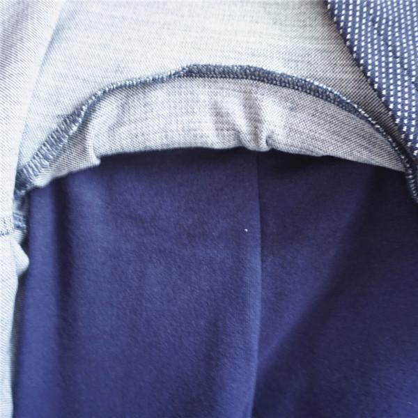 Нов модел детски комплект за момичета клин+блуза