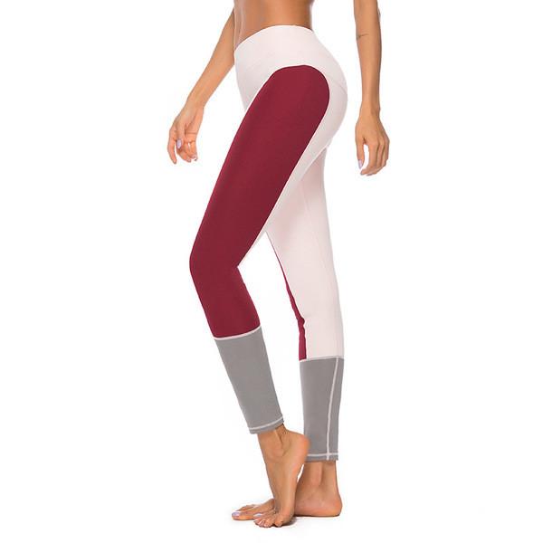 Дамски дълъг спортен клин в три цвята