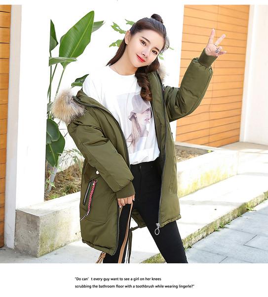 Νέο μοντέλο μακρύ γυναικείο μπουφάν  με κεντήματα σε διάφορα χρώματα