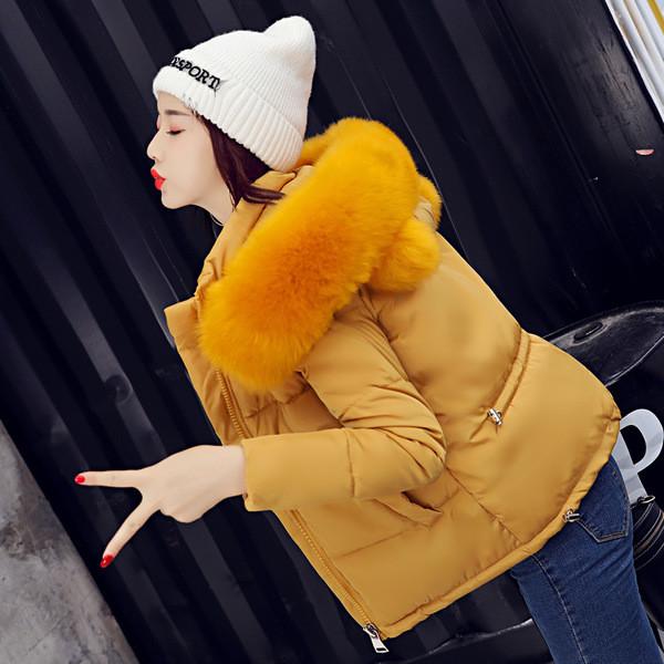 Casual γυναικείο μπουφάν σε διάφορα χρώματα