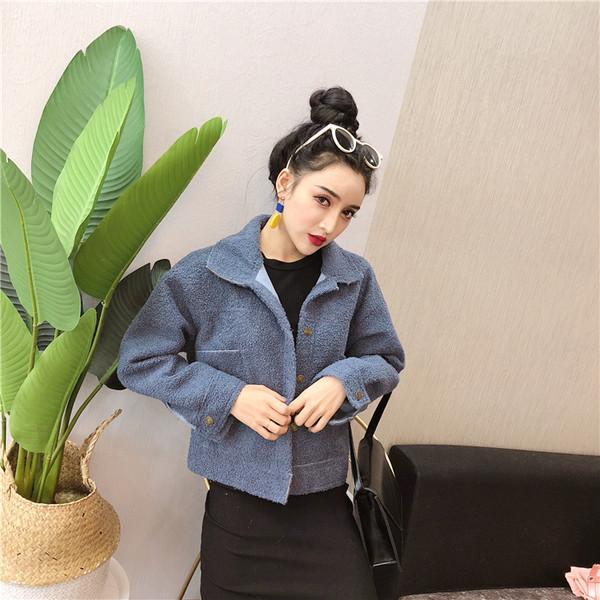Γυναικείο μπουφάν άνοιξη-φθινοπώρου σε τρία χρώματα