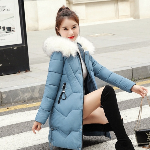 ΝΕΟ μοντέλο γυναικείο μπουφάν με κουκούλα σε διάφορα χρώματα
