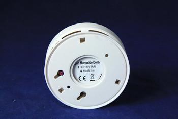 Детектор за завишени нива на въглероден оксид