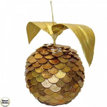 Сувенир - Златната ябълка на изобилието - 20 см. Модел DM-9041