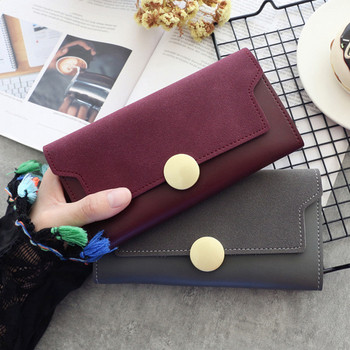 Κομψή γυναικεία τσάντα σε καφέ, πράσινο, γκρι και μοβ χρώμα