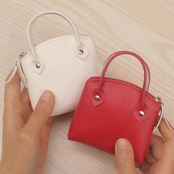 Дамско портмоне във формата на чанта