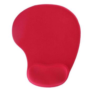 Подложка за мишка в червен цвят