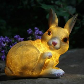 Декоративна соларна фигура за градина