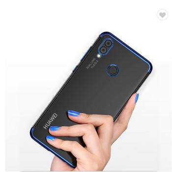 Σιλικόνη Διάφανη θήκη για Huawei P20 Lite